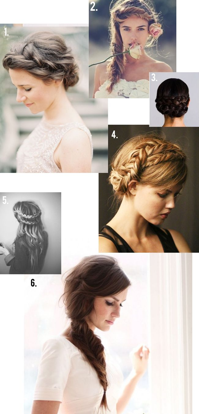 Wedding Braids | Love and Lavender