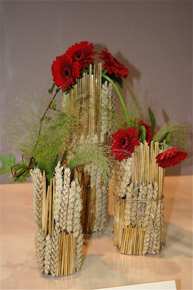 26 Best Bl Images On Pinterest Flower Arrangement Wheat Wedding And Blossoms