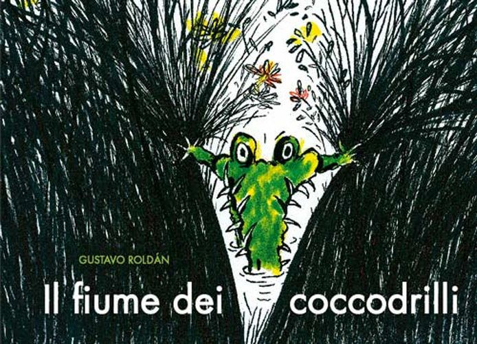 """""""Il fiume dei coccodrilli"""" di Gustavo Roldan"""