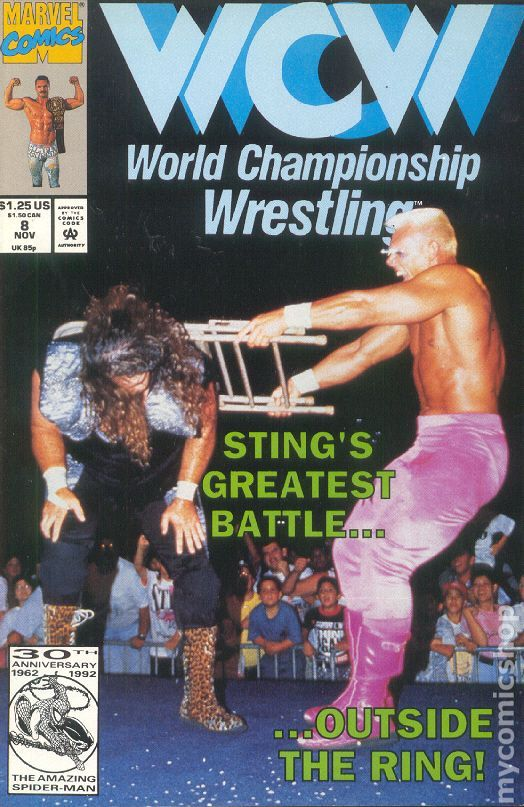 WCW World Championship Wrestling (1992) 8
