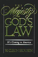 The Majesty of God's Law   (by W. Cleon Skousen)