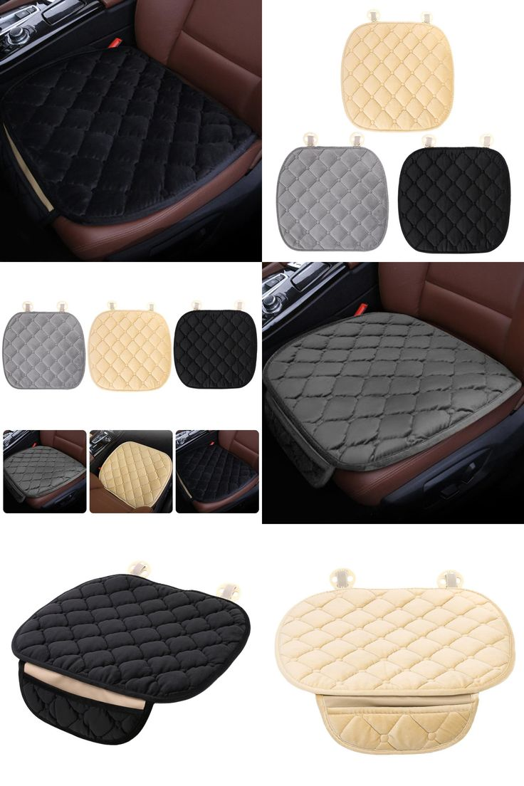 [Visit to Buy] Non-slip Car Seat Cover Set Universal Automobiles Seat Cushion Covers for Car Seat Breathable car-styling #Advertisement