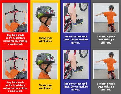 25+ ide terbaik Bicycle safety di Pinterest Bersepeda, Bersepeda - safety manual