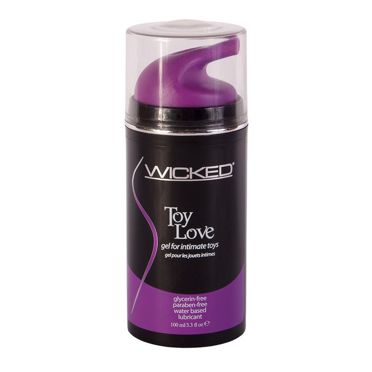 Toy Love Gel in 3.3oz/100mL - Bed Time Toys