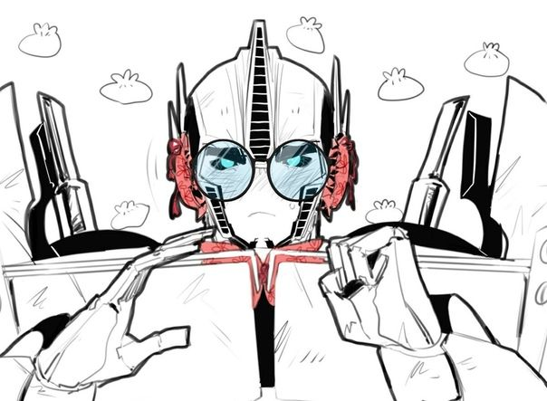 Pin by 丂卩尺丨几Ꮆㄒ尺卂卩 on Optimus❤️ | Transformers