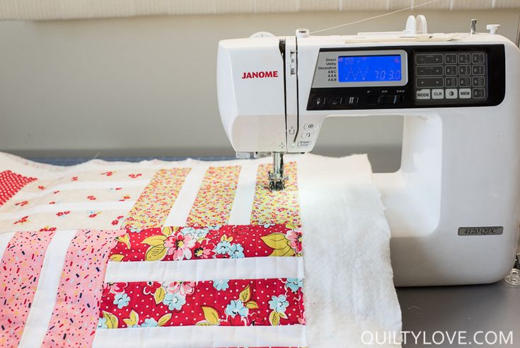 how to use a quilting foot on a sewing machine