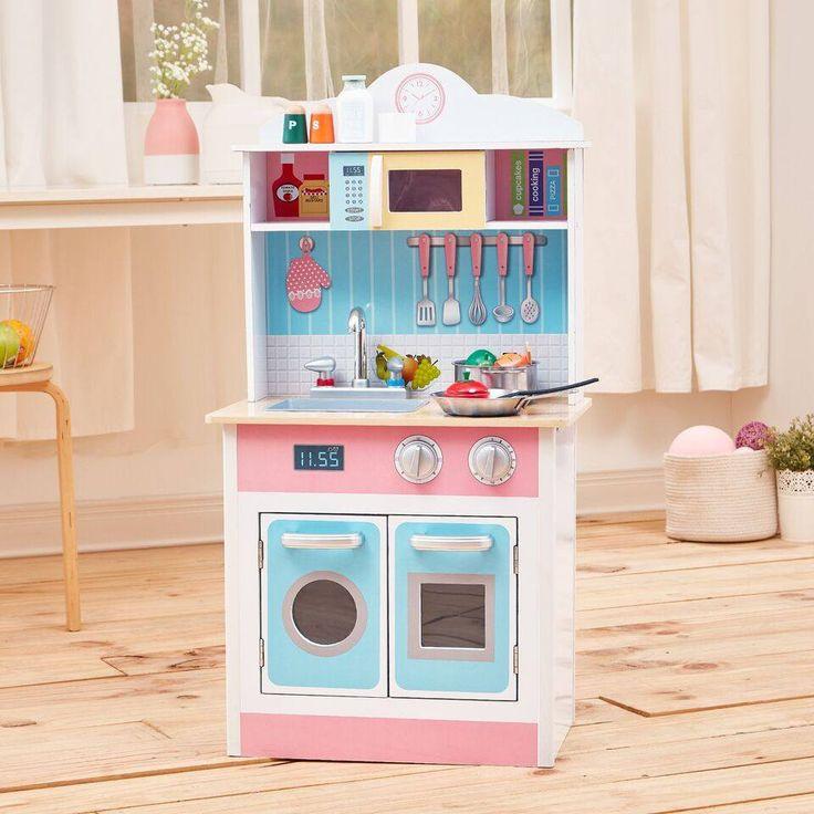 Teamson Kids   Pastel Little Chef Play Kitchen