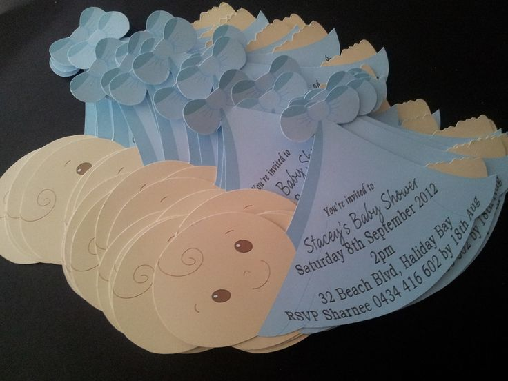 How To Select The Unique Baby Shower Invitations Printable