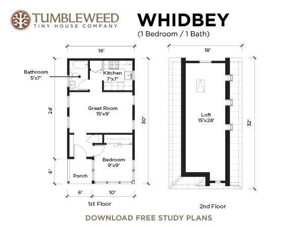 Tumbleweed Tiny House Floor Plans: Best 25+ Tumbleweed Homes Ideas On Pinterest