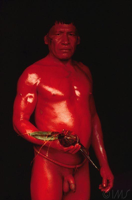 Parque Indígena do Xingu, fotografia de Maureen Bisilliat, c. 1975