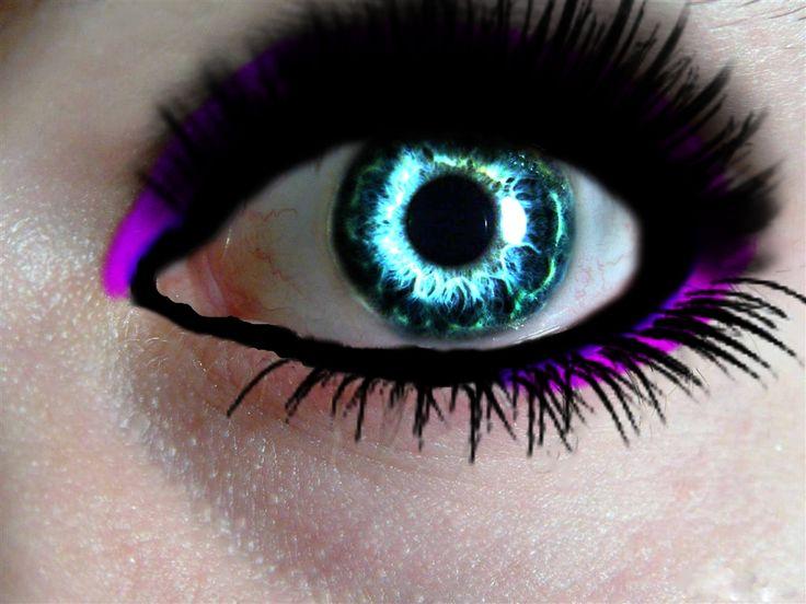 Gimp Punk Eye wallpaper from Eyes wallpapers