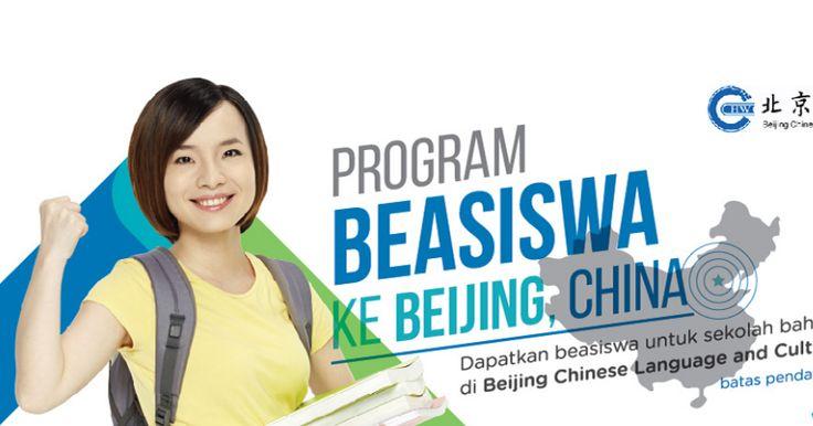 Beasiswa Beijing Language and Culture College