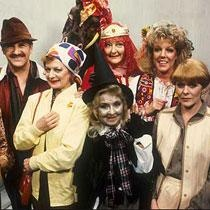Rentaghost haunted kids' TV from 1976-84.