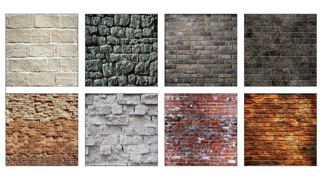 bricks - 3D Warehouse
