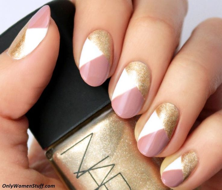 65 easy and simple nail art designs for beginners to do at home nail art design gallery easy - Nail designs for beginners at home ...