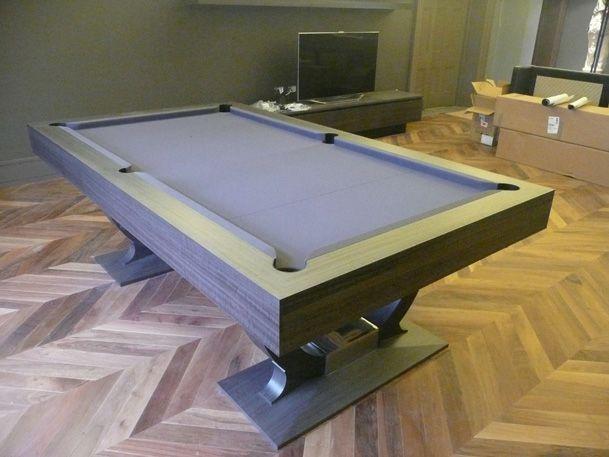 Custom Pool Table