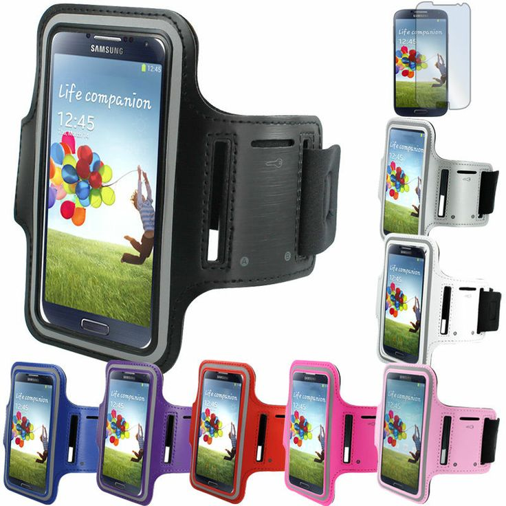 Got my new Purple <3 Color Premium Sport Armband Running Case Pouch for Samsung Galaxy S4 i9500 IV