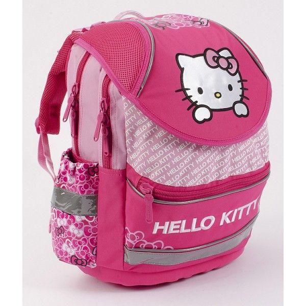 Ghiozdan anatomic Hello Kitty Kids de la BTS