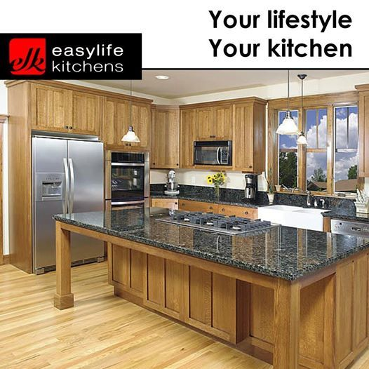 There is nothing nicer in a home than a fully fitted Kitchen with everything neatly in it's place. Easylife Kitchens George will design, manufacture and install your kitchen with the appliances fitted and functional by the time we are completed. #designerkitchens #lifestyleproducts #homeimprovement
