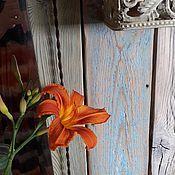 Магазин мастера Ксения Корн: прихожая, кухня, мебель, освещение, материалы для флористики