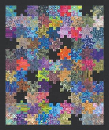 Best 25 Puzzle Quilt Ideas On Pinterest