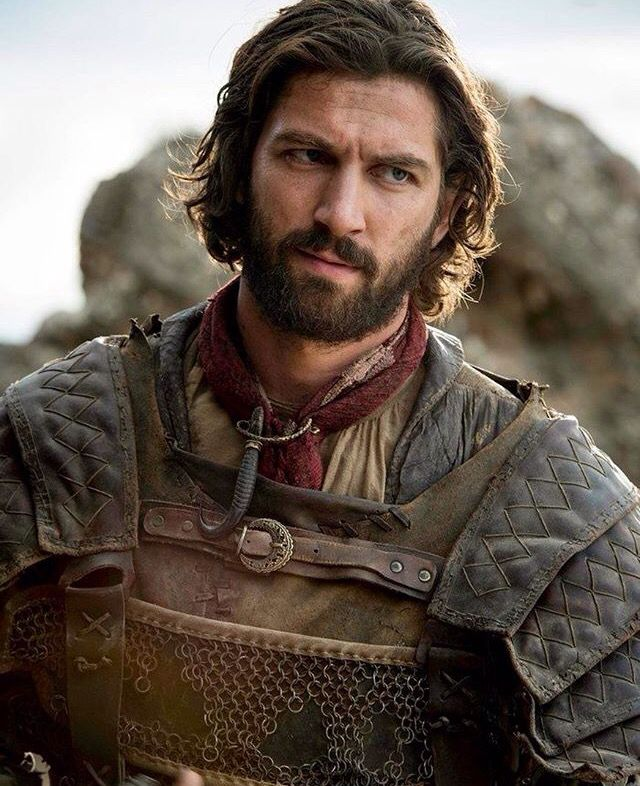 "Game of Thrones: Daario Naharis (Michiel Huisman) season 6 episode 4 ""Book of the Stranger"""