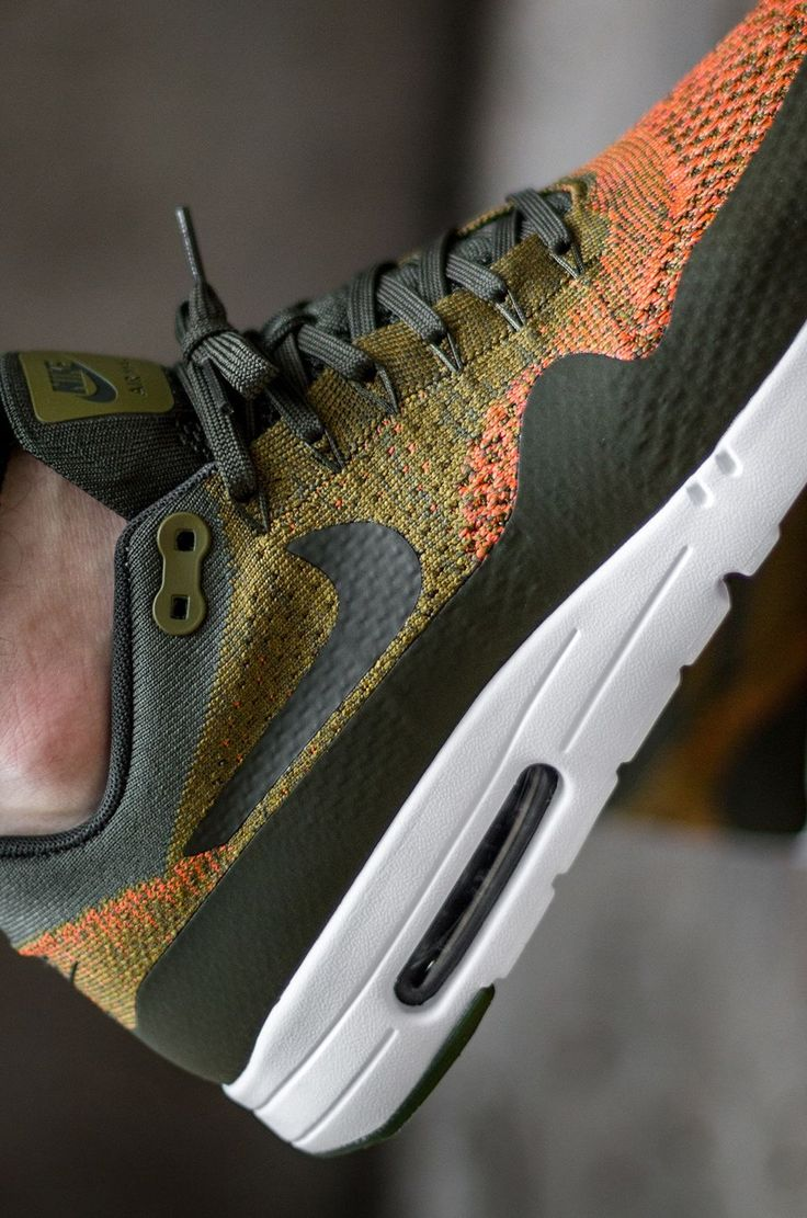 Nike Air Max 1 Ultra Flyknit (via Kicks-daily.com)