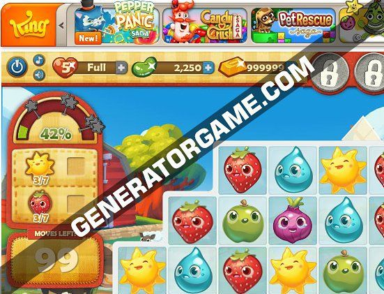 [NEW] FARM HEROES SAGA RESOURCES GENERATOR 2015: www.farmheroessaga.tk  Add up to 999999 amount of Gold Bars and Magic Beans each day: www.farmheroessaga.tk  Trust Me guys This Method 100% Really Works: www.farmheroessaga.tk  Please SHARE this hack method guys: www.farmheroessaga.tk  HOW TO USE:  1. Go to >>> www.farmheroessaga.tk  2. Type your Farm Heroes Saga Username/ID or Email Address (You don't need to type your password)  3. Enter required amount of Gold Bars and Magic Beans then…