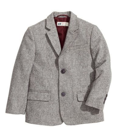 H&M Jacket in a wool blend $39.95
