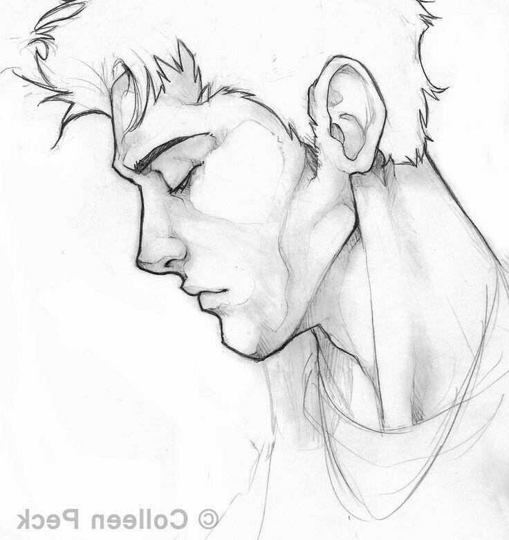 Рисунки для мужиков карандашом