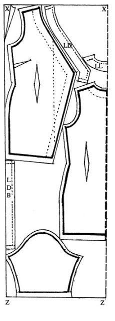 kebaya authentic heritage: How to sew sleeves kebaya cross filter width