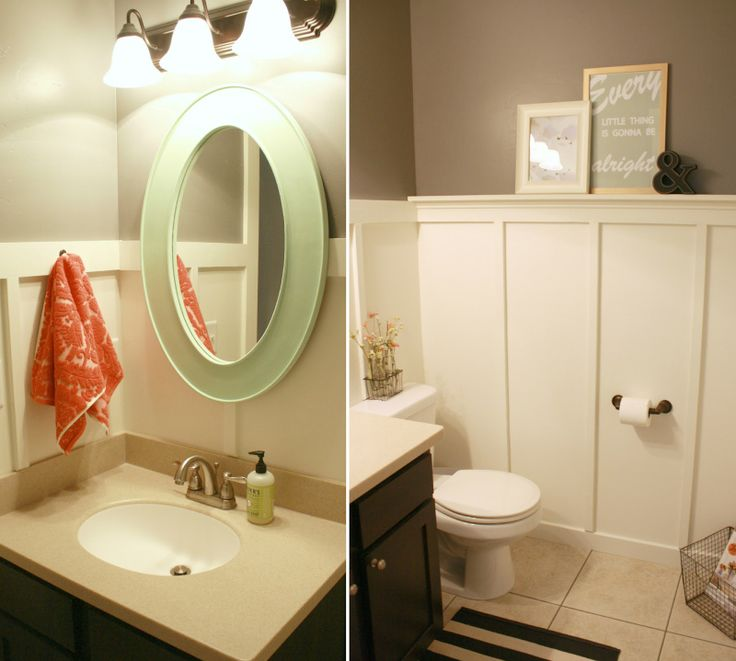 12 Best Images About Powder Room On Pinterest