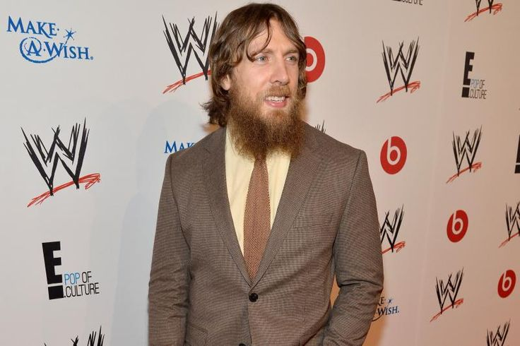BEVERLY HILLS, CA - AUGUST 15:  Wrestler Daniel Bryan attends WWE & E! Entertainment's 'SuperStars For Hope' at the Beverly Hills Hotel on August 15, 2013 in Beverly Hills, California.  (Photo by Frazer Harrison/Getty Images for WWE)