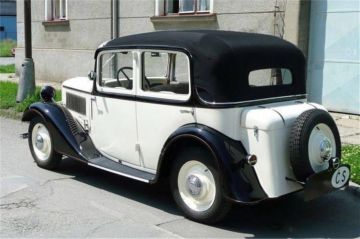 1934 Praga Piccola P306
