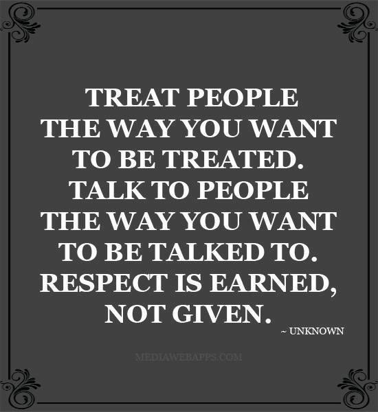 Good Person Quotes: 25+ Best Treat Others Quotes On Pinterest