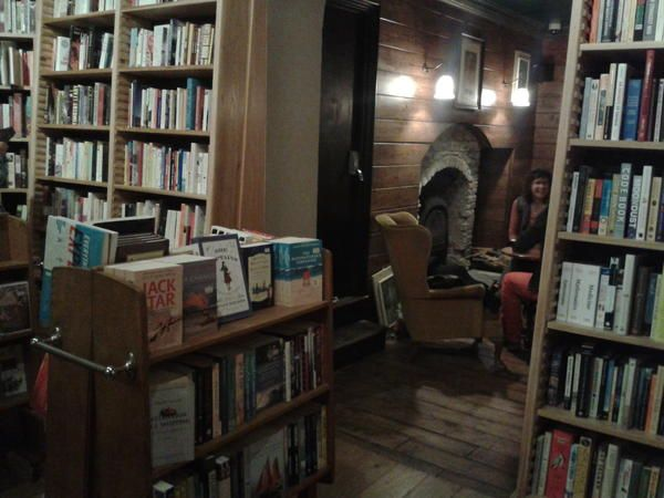 Beerwolf Books, Bell's Court(off Market Street) -  Falmouth