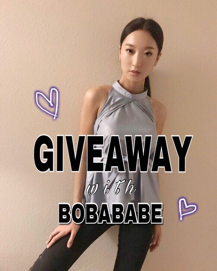 Giveaway! – Koreanmodel x Esther Oh  •  @koreanmodel and @iamestheroh are partnering with Indonesia based brand @boba_babe to give a chance to 1 lucky winner in winning their outfit.