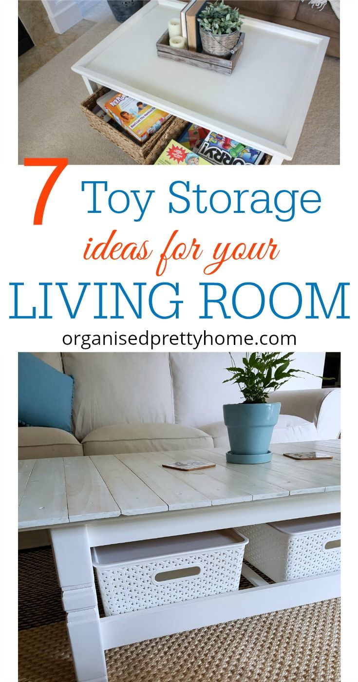 Living Room Toy Storage Ideas Organised Pretty Home Living Room Toy Storage Living Room Toy Storage Solutions Family Friendly Living Room