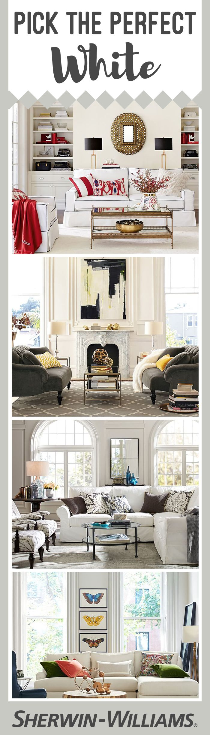 44 best images about Pottery Barn Paint Collection on Pinterest