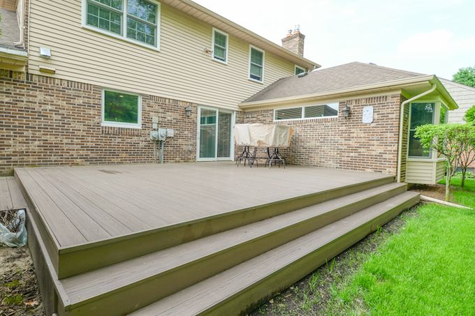 2017 Composite Decking Prices | Cost of Composite Decking