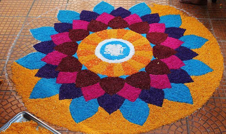 Diwali Rangoli on Behance