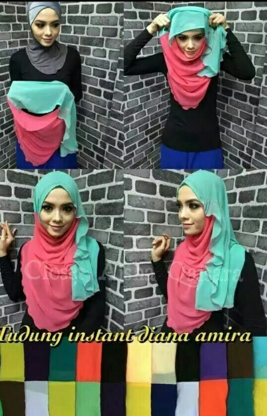 Tudung Instant Diana Amira Whatsapp / Telegram / sms / call ~ Hp : + 6597385757 Direct pm / mesej ~  https://www.facebook.com/messages/ClosetAishaQaisara