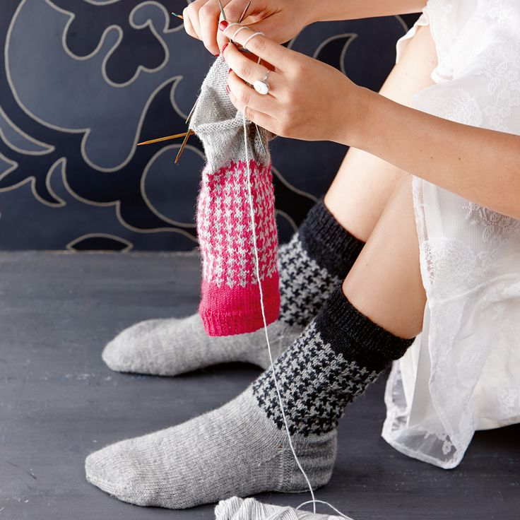 146 best Socken images on Pinterest | Socken stricken, Gestrickte ...