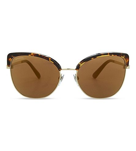 BVLGARI BV6082 Bvlgari Bvlgari cat eye-frame sunglasses