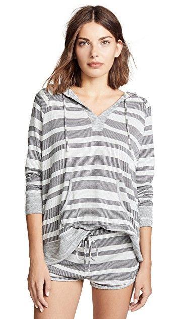 9f8efc02da6c Disco Chick Lounge Hoodie in 2019 | pajama | Nightwear, Hoodies, Pajamas