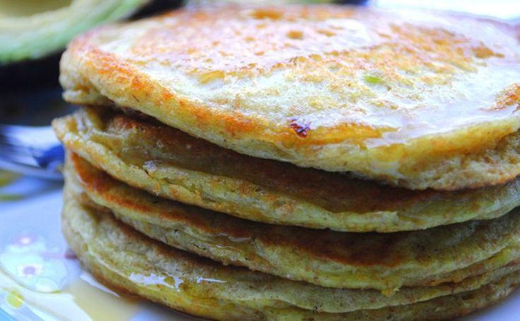 Suikervrije recepten: Avocadopannenkoekjes