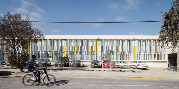 Galeria de Liceu Jorge Alessandri / Crisosto Arquitectos Consultores - 2