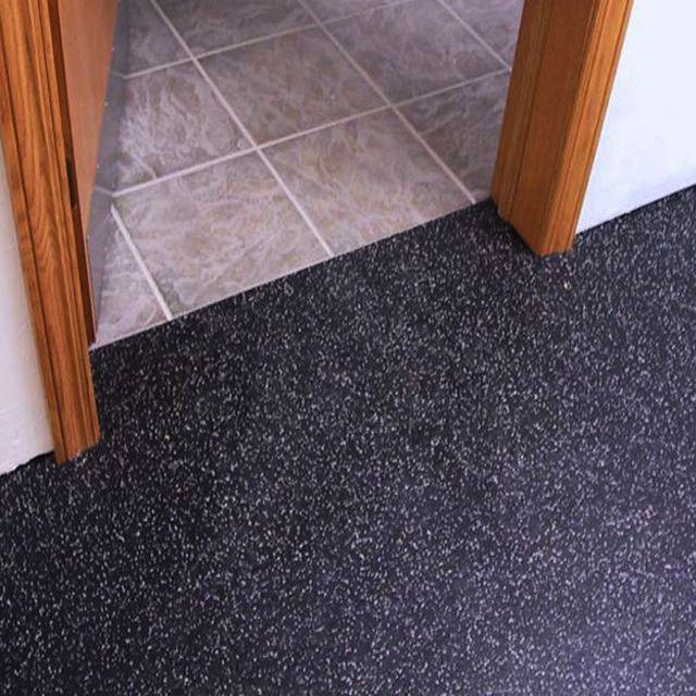 Pics On Are Rubber Floors a Good Idea