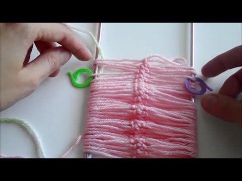 Vzdušné háčkovanie | Hairpin Lace | Pomocný okraj