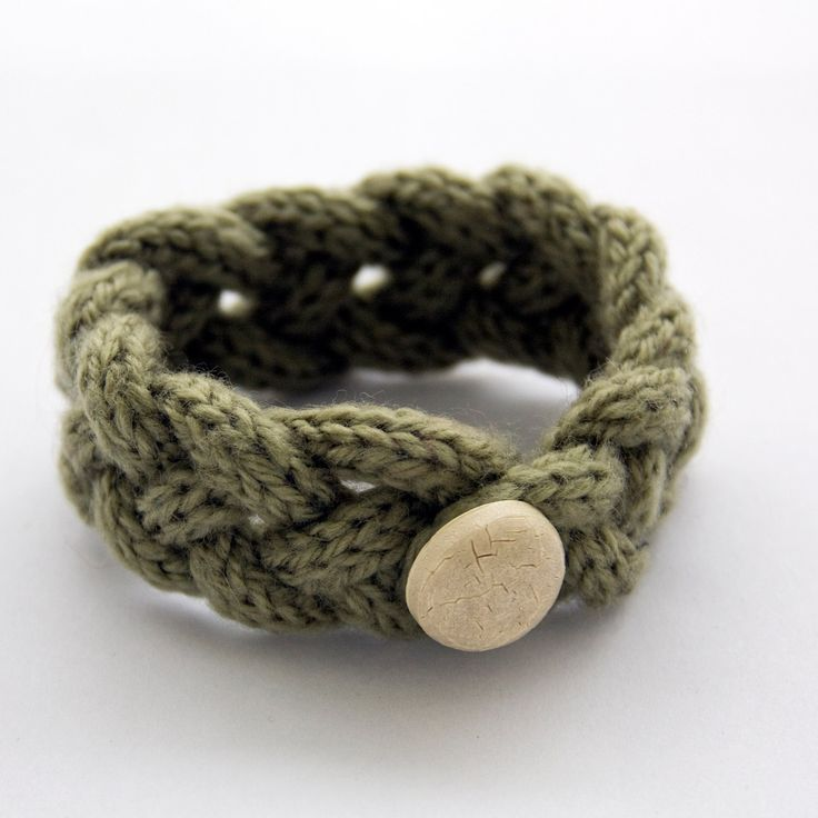 French Knitting Flowers : Best images about knitting jewelry etc on